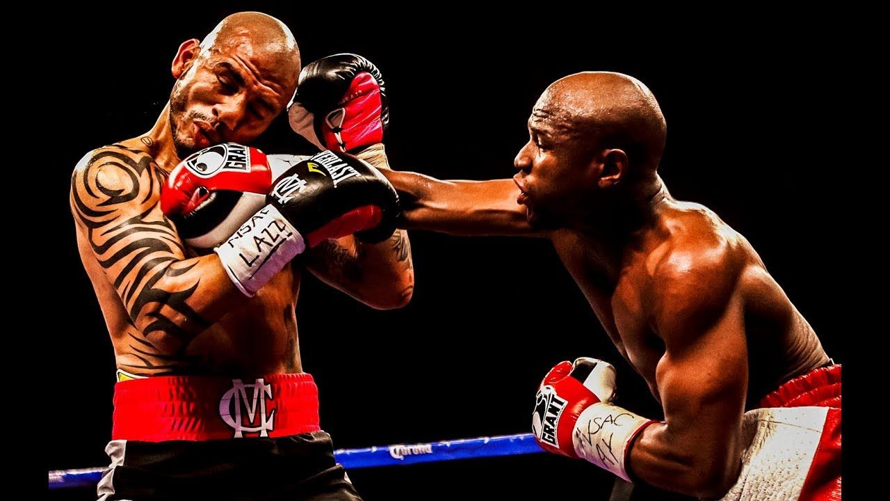 Floyd Mayweather Jr vs Miguel Cotto